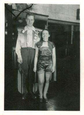 Οι πρώτοι cosplayers