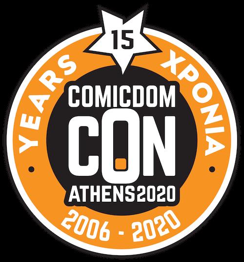 Comicdom con logo.